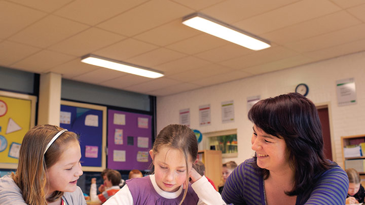 schoolvision- philips Lighting